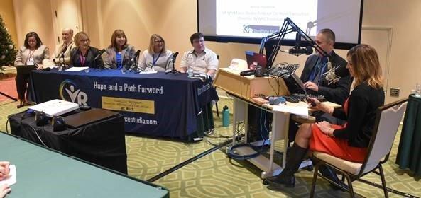 Panel on VR Workforce Studio Podcast