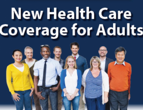VIRGINIA'S NEW HEALTH COVERAGE FOR ADULTS